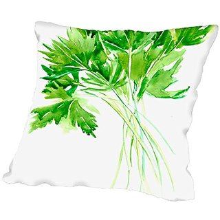 American Flat Parsley Pillow by Suren Nersisyan, 20
