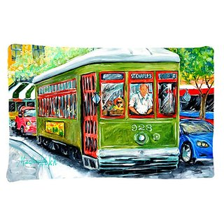 Carolines Treasures MW1152PILLOWCASE Street Car Moisture Wicking Fabric Standard Pillowcase, Large, Multicolor