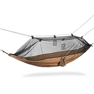 Yukon Outfitters XL Mosquito Hammock (Earth),