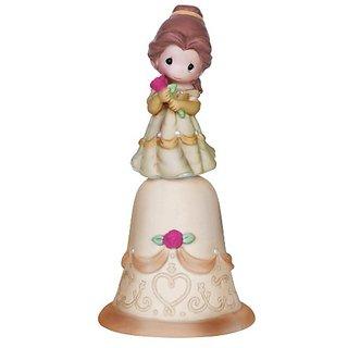 Precious Moments Company Disney Belle Bell Figurine
