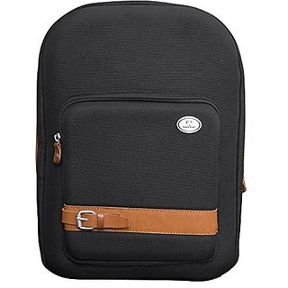 Canyon Outback Urban Edge Dawson 18-Inch Computer Backpack, Black, One Size