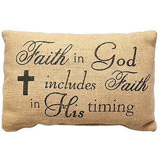 Faith in God Includes Faith in His Timing 12