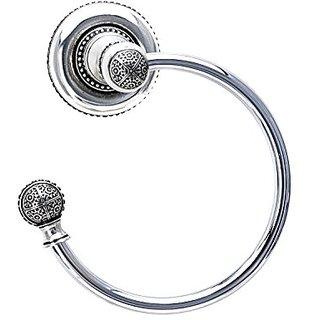 Carpe Diem Hardware 1443-9 Millennium Towel Ring Left, Chalice