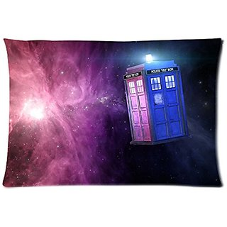 Doctor Who Custom Pillowcase Standard Size 20x30 PWC-1015