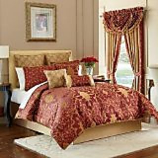 Bond Street Rousseau 4-pc. Comforter Set - King