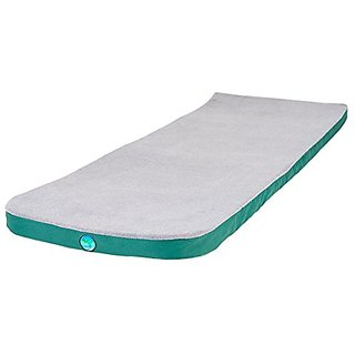 LaidBack PadTM Memory Foam Sleeping Pad - The Memory Foam Mattress Premium Camping Pad Experience For Great Sleep While
