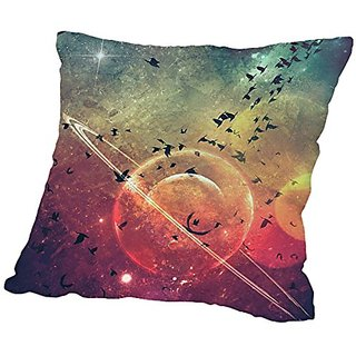 American Flat Atmysphyryc Pillow by Spires, 18