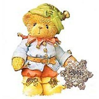Cherished Teddies Ian - Like A Snowflake, Youre One-Of-A-Kind 104141