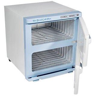 Elite 19115121813 Hot Cabinet Warmer Cabi Plus Salon Equipment, 48 Towels