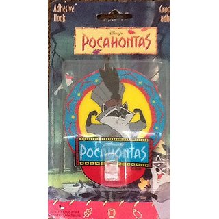 Pocahontas Meeko the Raccoon Adhesive Hook