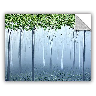 ArtWall Herb Dickinsons Morning Dream Art Appeelz Removable Graphic Wall Art, 14 x 18