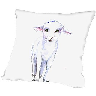 American Flat Lamb2 Pillow by Suren Nersisyan, 20