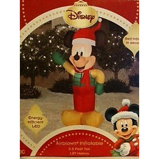 Disney Airblown Inflatable Mickey Mouse Standing