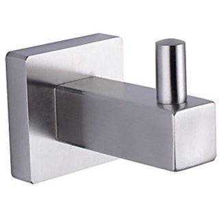 XVL Stainless Steel Robe Hook,brushed Steel G106