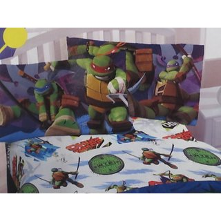 Ninja Turtles Full Sheet Set