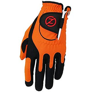 Zero Friction Junior Unviersal Fit Glove, Orange