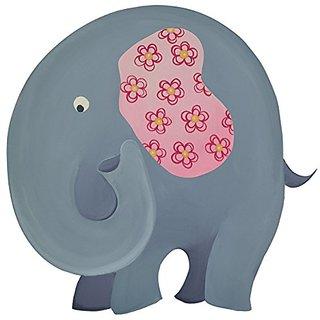 Wall Wear Decals WW-172 Pink Elephant