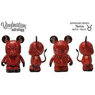 Disney Vinylmation 3 Astrology Taurus April 21 - May 21 Zodiac
