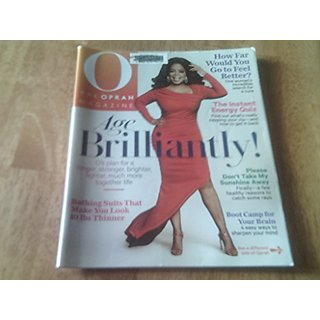 O the Oprah Magazine June 2014 {Age Brilliantly}