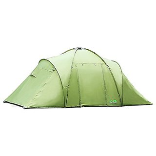 e7908fd7596 Buy Arctic Monsoon Family Camping 2 Room Tent Starry T2