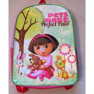 Dora the Explorer Pets Make Perfect Pals! Pink Backpack