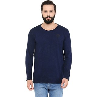 Grain Men's Cotton Round Neck  T-shirt