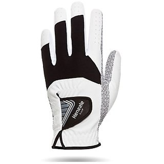 Mens Golf Gloves Henzzle-II Synthetic Leather Left Hand (L)