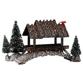 Lemax Porcelain Village Accessory 5