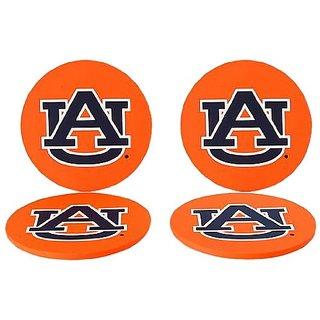 Auburn Tigers Coasters (4 Pack)