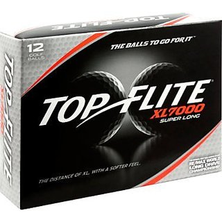 Top Flite XL7000 Golf Balls (12 Pack)