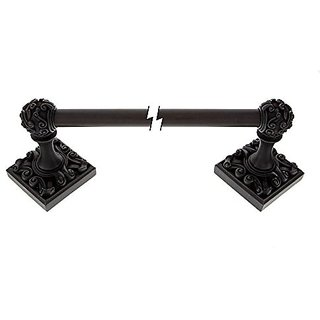Vicenza Designs TB8001 Sforza Towel Bar, 24-Inch, Oil-Rubbed Bronze