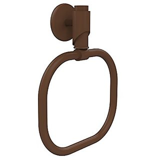 Allied Brass TR-16-ABZ 6-Inch Towel Ring, Antique Bronze