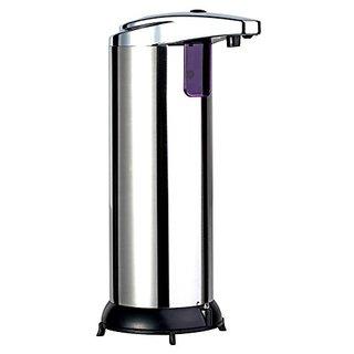 Agile-shop Stainless Steel Hands Free Automatic Ir Sensor Touchless Soap Liquid Dispenser