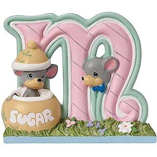 Precious Moments Company Letter M Figurine