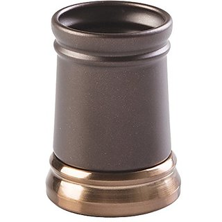 InterDesign Sutton Tumbler, Bronze