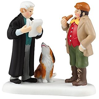 Department 56 Dickens Village Minding Business Accessory, 1.57-Inch