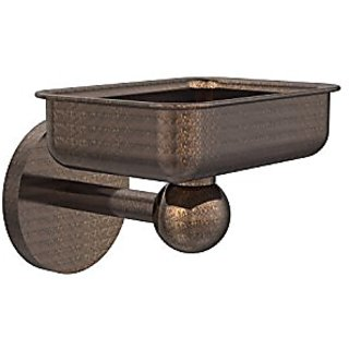 Allied Brass 1032-VB Soap Dish with Liner, Venetian Bronze
