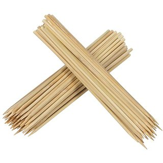 Ekco 1094610 100 Count Bamboo Skewers, Mini