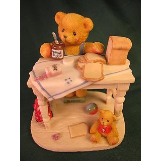 Fred - Youre the Best Thing Since Sliced Bread Cherished Teddies #661856