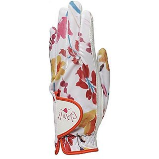 Glove It Womens Glove, Poppy, Large, Right Hand