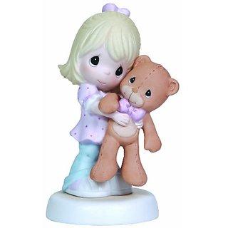 Precious Moments Always in My Heart Girl Figurine