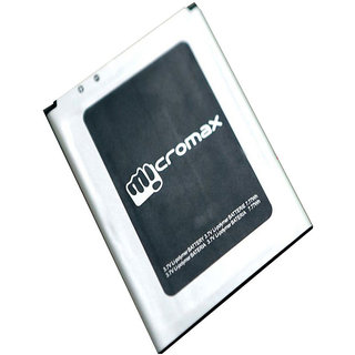 Li Ion Polymer Replacement Battery for Micromax Bolt A37