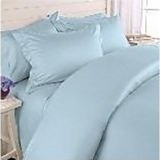 Elegant Comfort 4-Piece 1500 Thread Count Egyptian Quality Bed Sheet Sets with Deep Pockets, King, Aqua