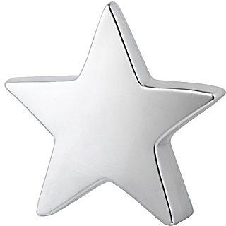 Prinz Silver Ceramic Large Star