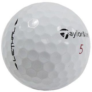 Taylormade Lethal 36 Recycled Almost Mint Golf Balls