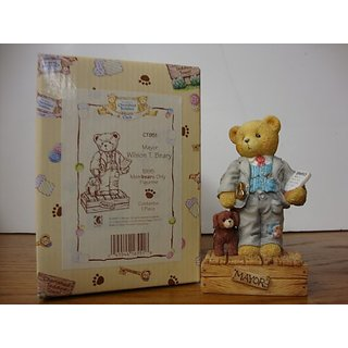Mayor Wilson T Beary by Cherished Teddies