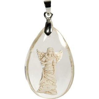 AngelStar Healing Angel Pendant