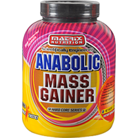 Matrix Nutrition Anabolic Mass Gainer, 2.5 Kg-Chocolate