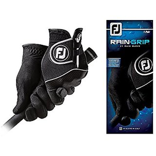 FootJoy RainGrip Golf Gloves (1 Pair) - L