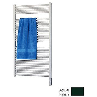 Runtal RTREG-4630-5008 Radia Electric Towel Radiator Plug-In 46-in H x 30-in W Gray Blue